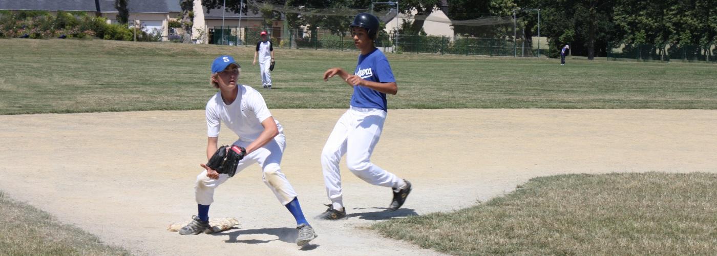 Du baseball à Sens!